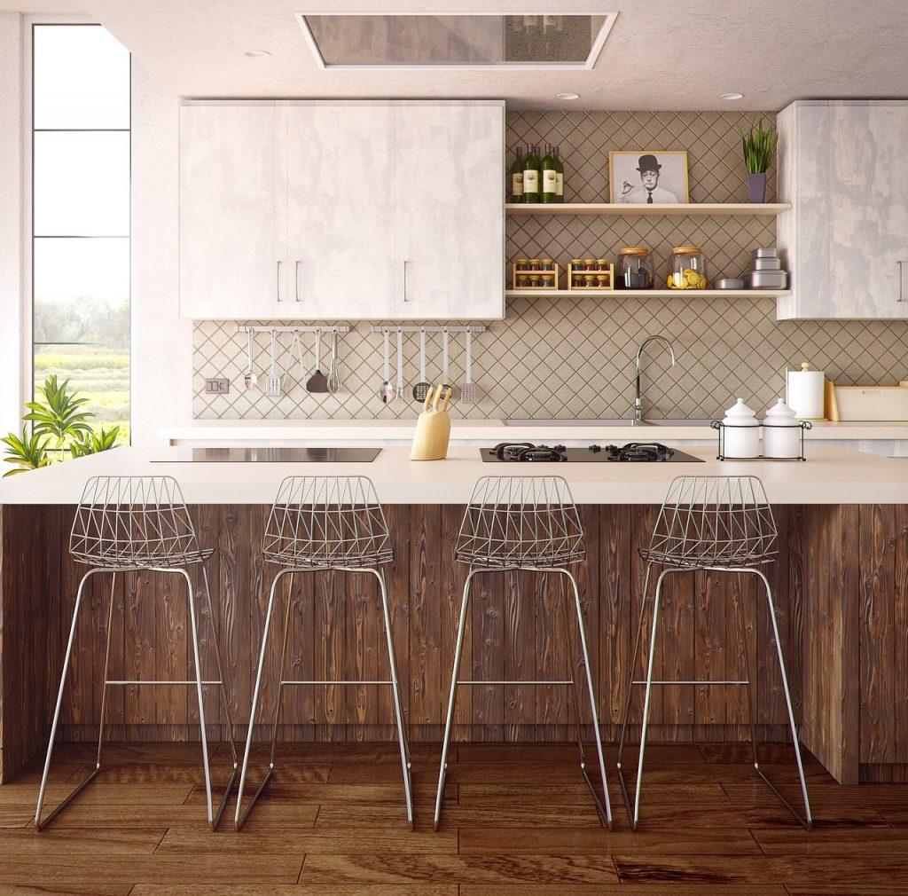 5 consigli per scegliere il materiale giusto per il piano di lavoro della cucina